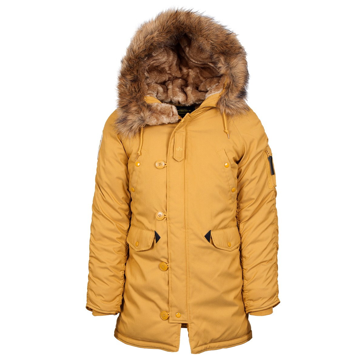 46b89b67 Аляска женская Altitude Песочно-желтая