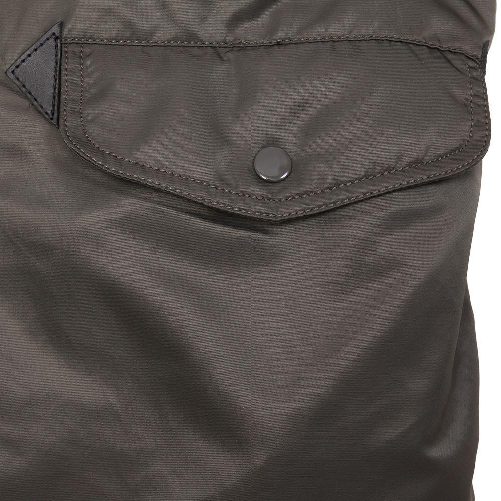 27b6713c8f3 Куртка Аляска Slim Fit N-3B Parka (replica grey  orange) · Изображение 1  Изображение 2 Изображение 3 Изображение 4 Изображение 5