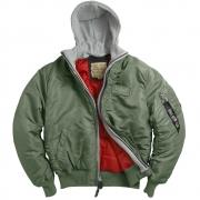 Купить Мужскую Осеннюю Куртку Пилот