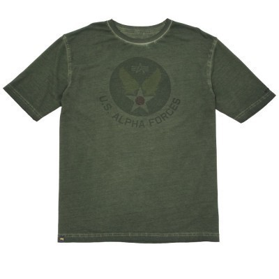 Футболка U.S. Alpha Forces Tee COLOR