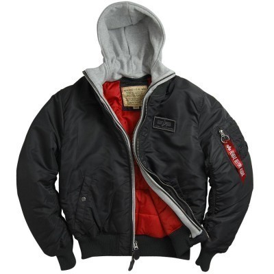 Куртка MA-1 D-Tec Flight Jacket
